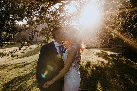 Outdoorsy Peak District Wedding
