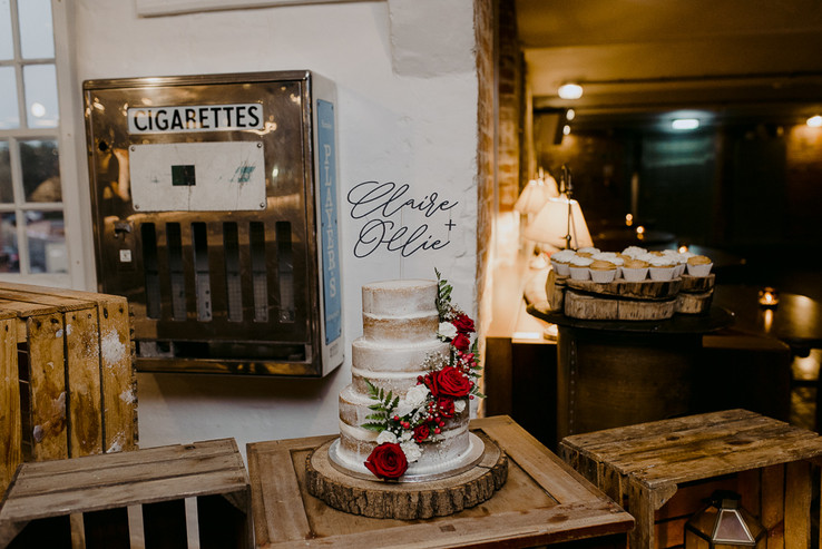 ideas for an industrial style wedding