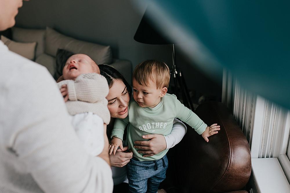 documentary newborn photoshoot warwickshire