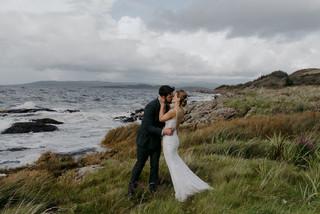 West Coast Wedding in Scotland / Balinakill Country House / UK Wedding Photographer
