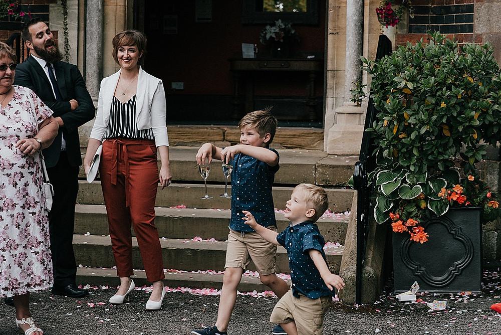 documentary wedding photography warwickshire