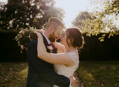 Oxfordshire September Wedding at Sulgrave Manor