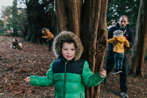 Family Lifestyle Photography Autumn in Oxfordshire
