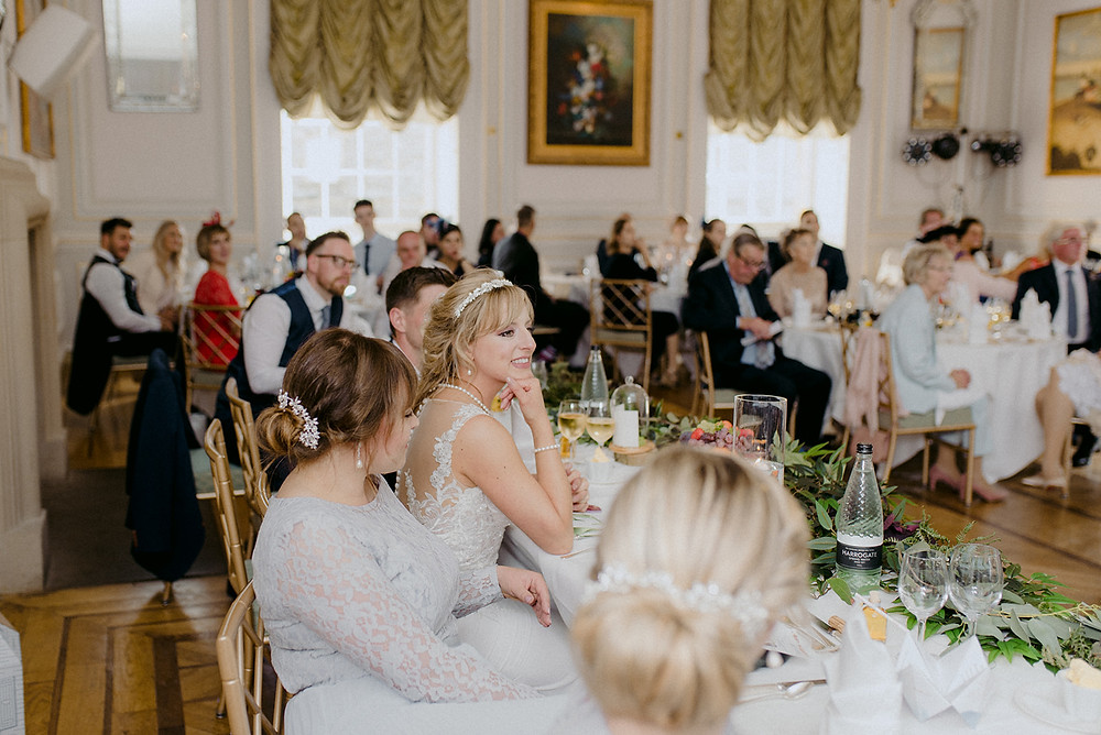 speeches at wedding in country house