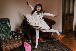 Documentary Family Photography / Warwickshire Family Photographer
