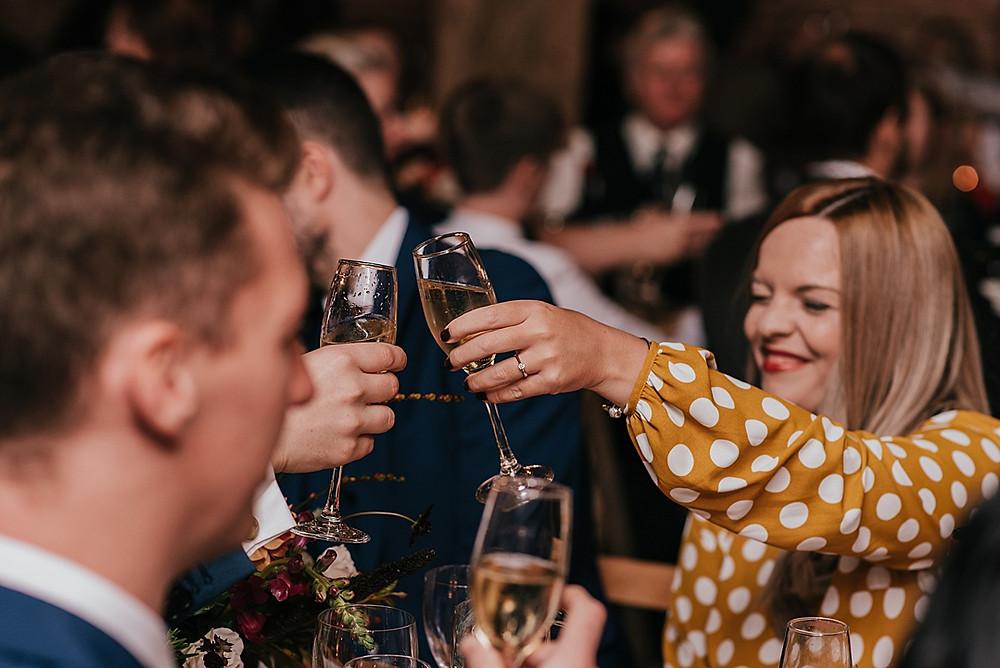 cheers prosecco wedding speeches