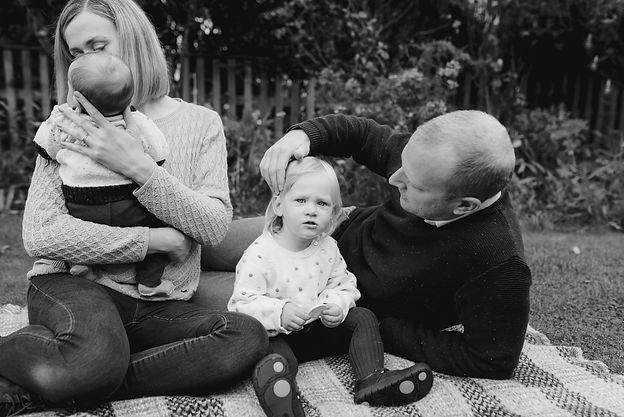 documenatry family photographer warwickshire