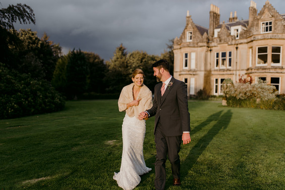 balinakill country house wedding