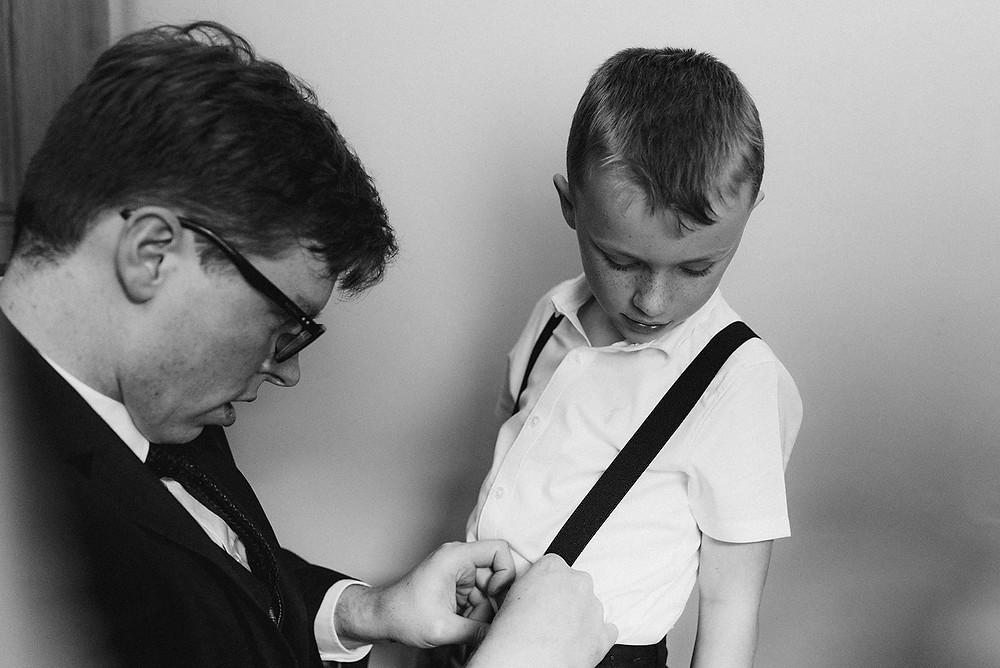 wedding preparations documentary photography