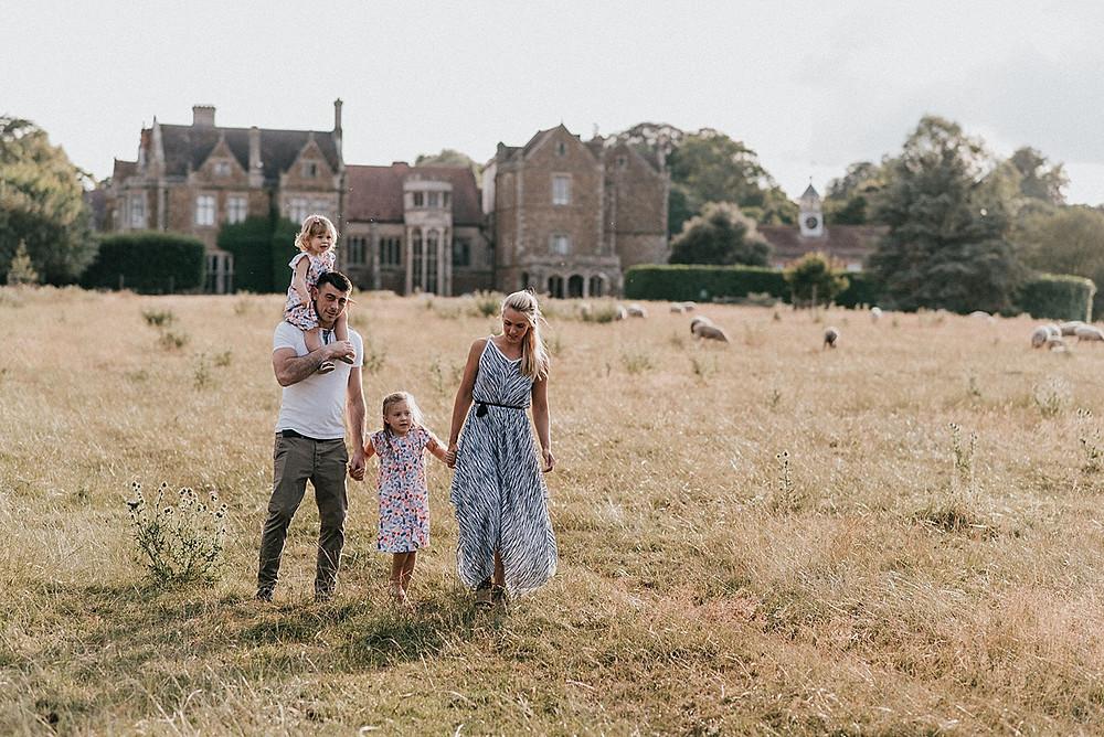 adventure family photoshoot
