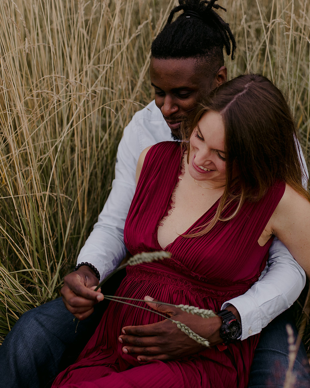 documentary maternity photography