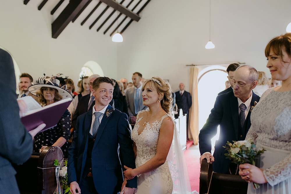 documentary wedding photography in the peak district