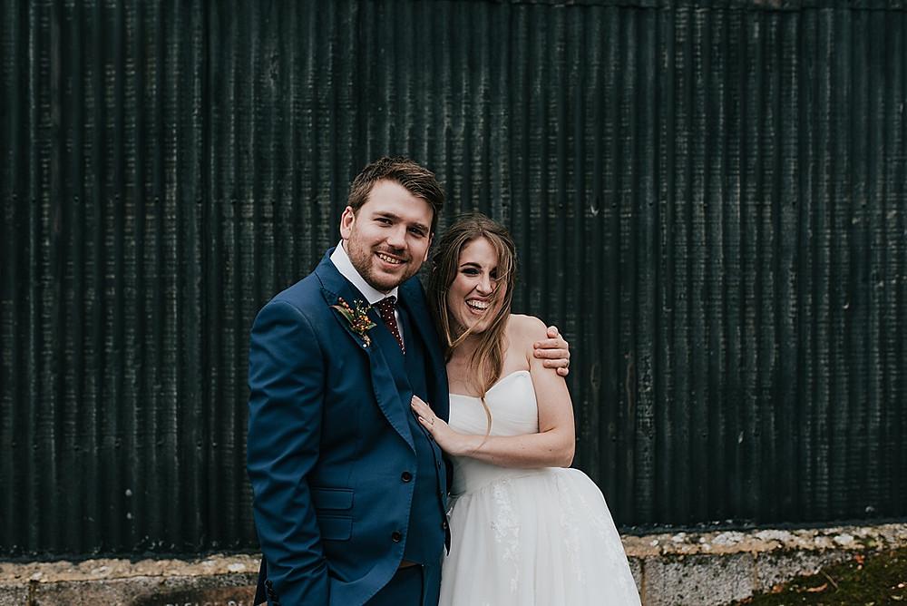 alternative wedding photographer Frome