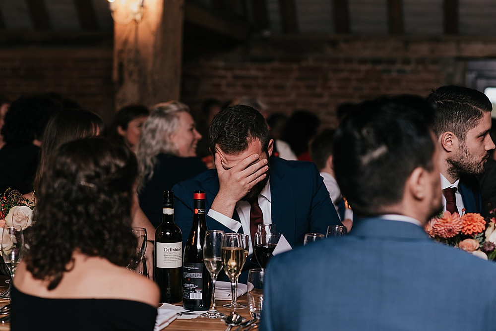 wedding speeches guest