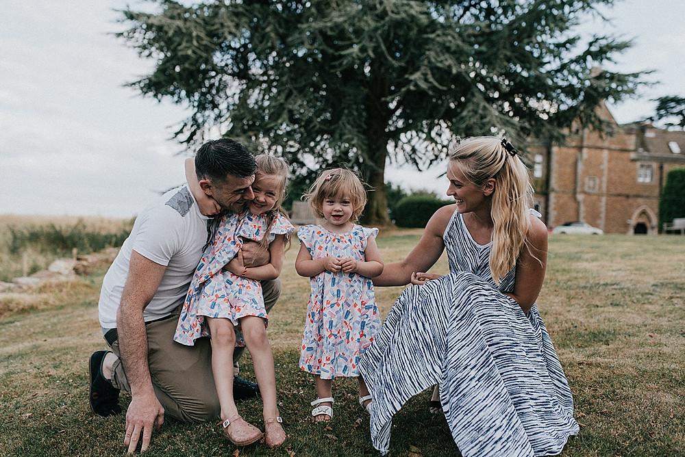 beautiful family photoshoot buckinghamshire