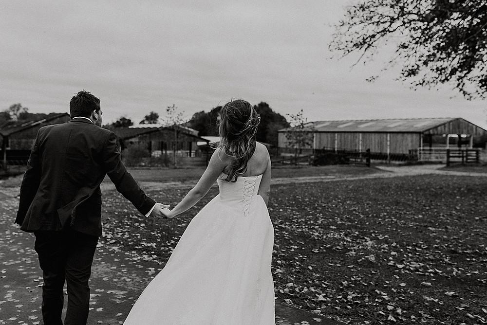 relaxed wedding photographer Warwickshire