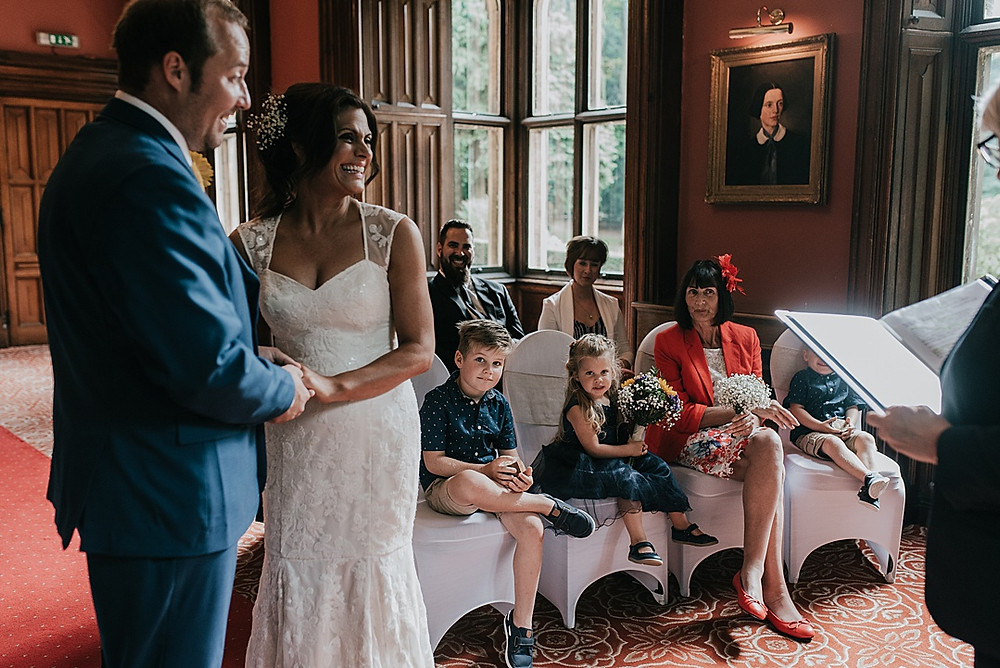 wedding at brownsover hall