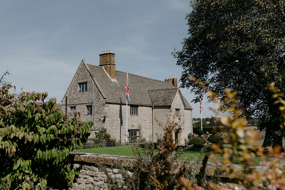 sulgrave manor house and grounds