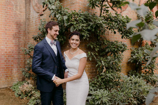 Wonderful Micro Wedding in Hamstead Heath / Wedding Photographer