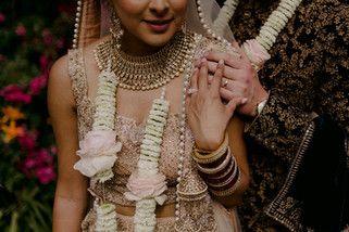 Beautiful Indian Wedding in an English Country Garden / Sussex Wedding Photographer