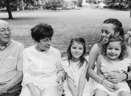 Outdoor Portrait Photography in Jephson Gardens / Family Photographer Leamington Spa