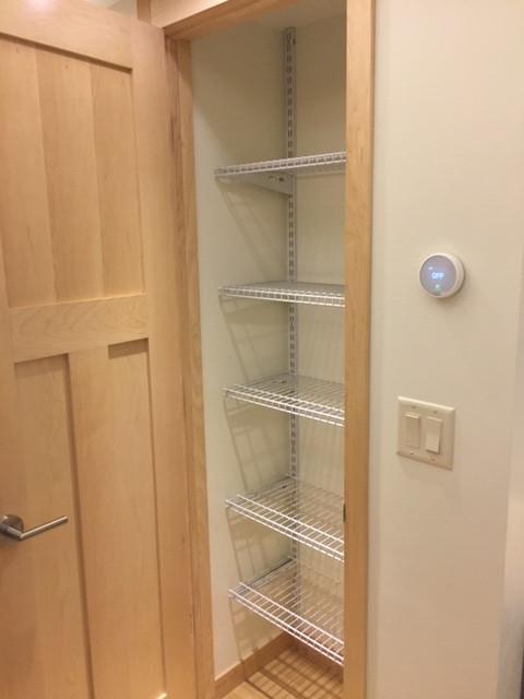 Kitchen Pantry + Nest Thermostat