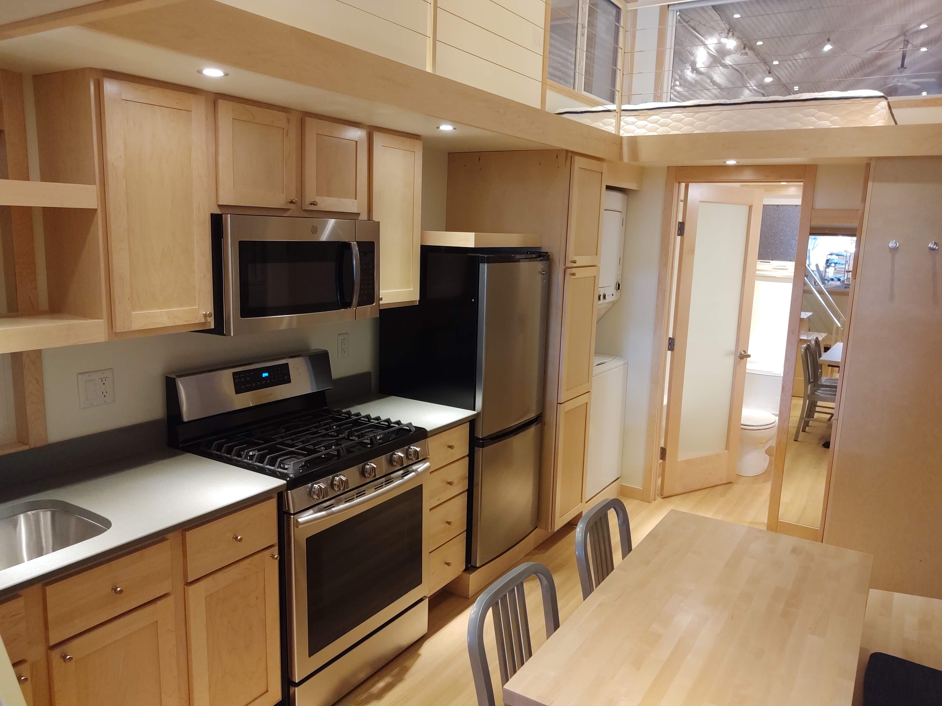 Wide version kitchen