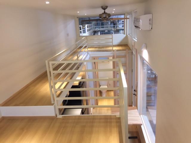 Loft Walkway to Front Office/Bedroom
