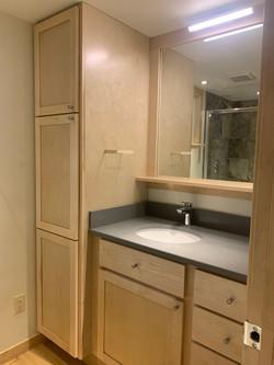 Wide Version bathroom