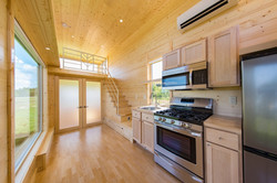 Kitchen + French Doors
