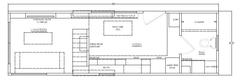 Plan - Main Floor