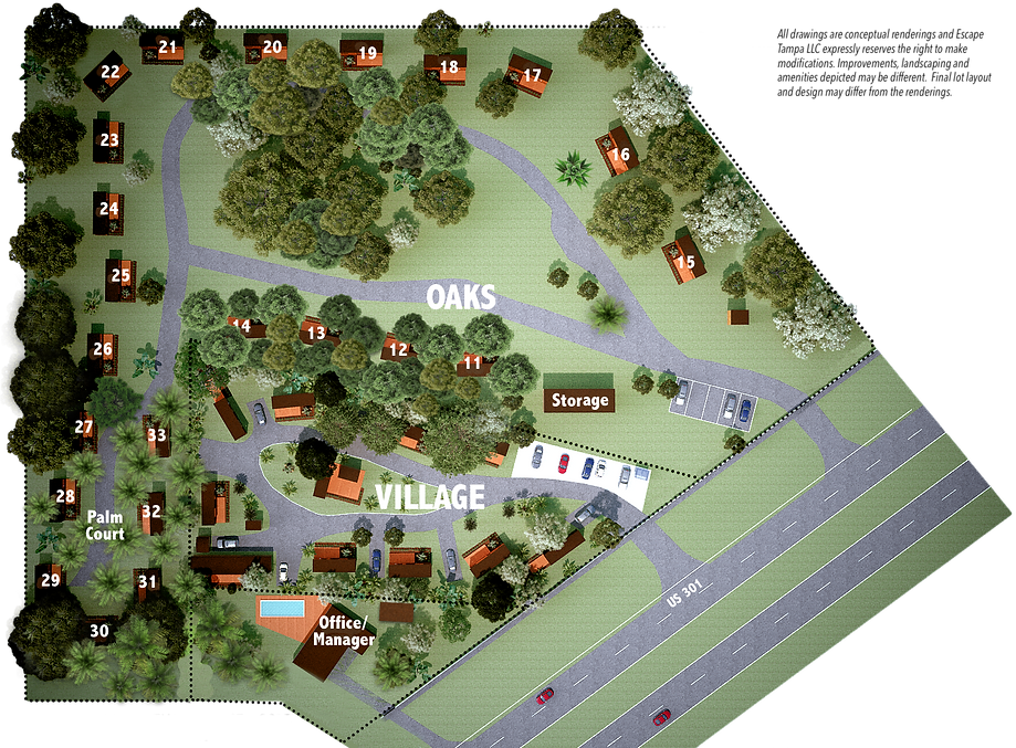 New Tampa Bay Village rendering May 27,