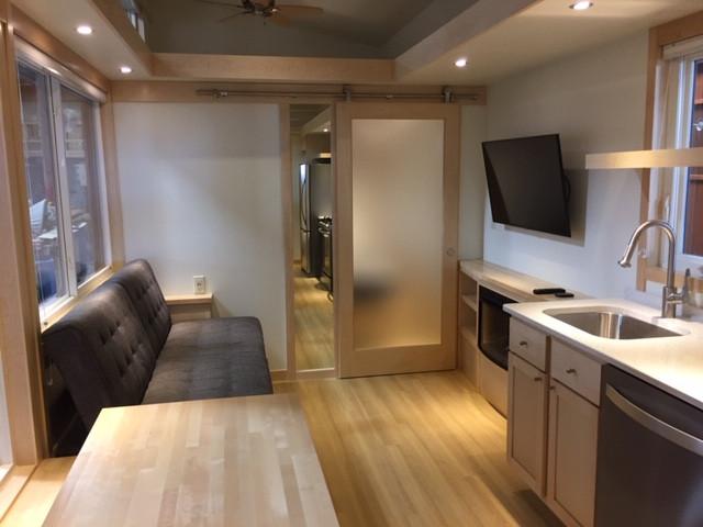 Lot 5 - Living Area