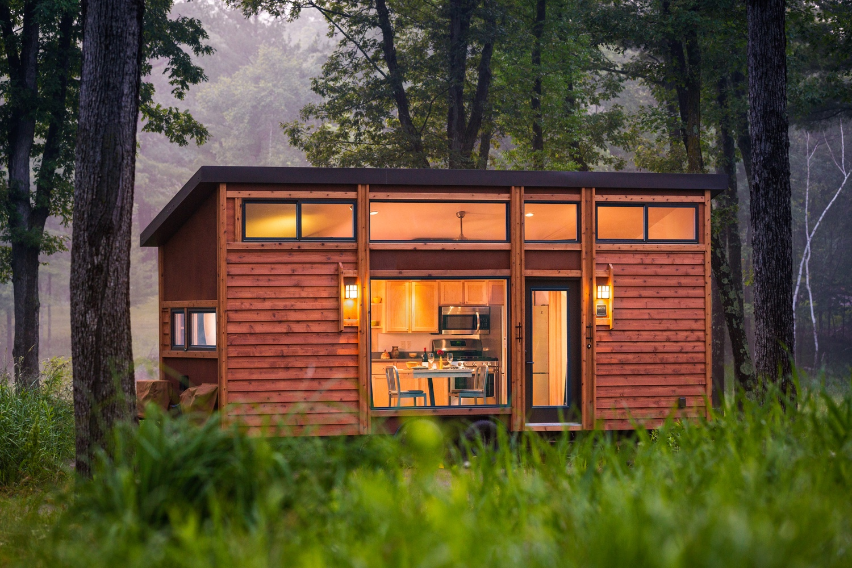 Enjoyable Home Tiny Houses Home Interior And Landscaping Ferensignezvosmurscom