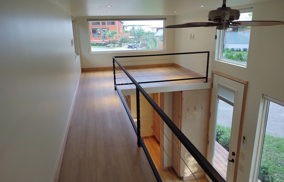 Front Loft/Office