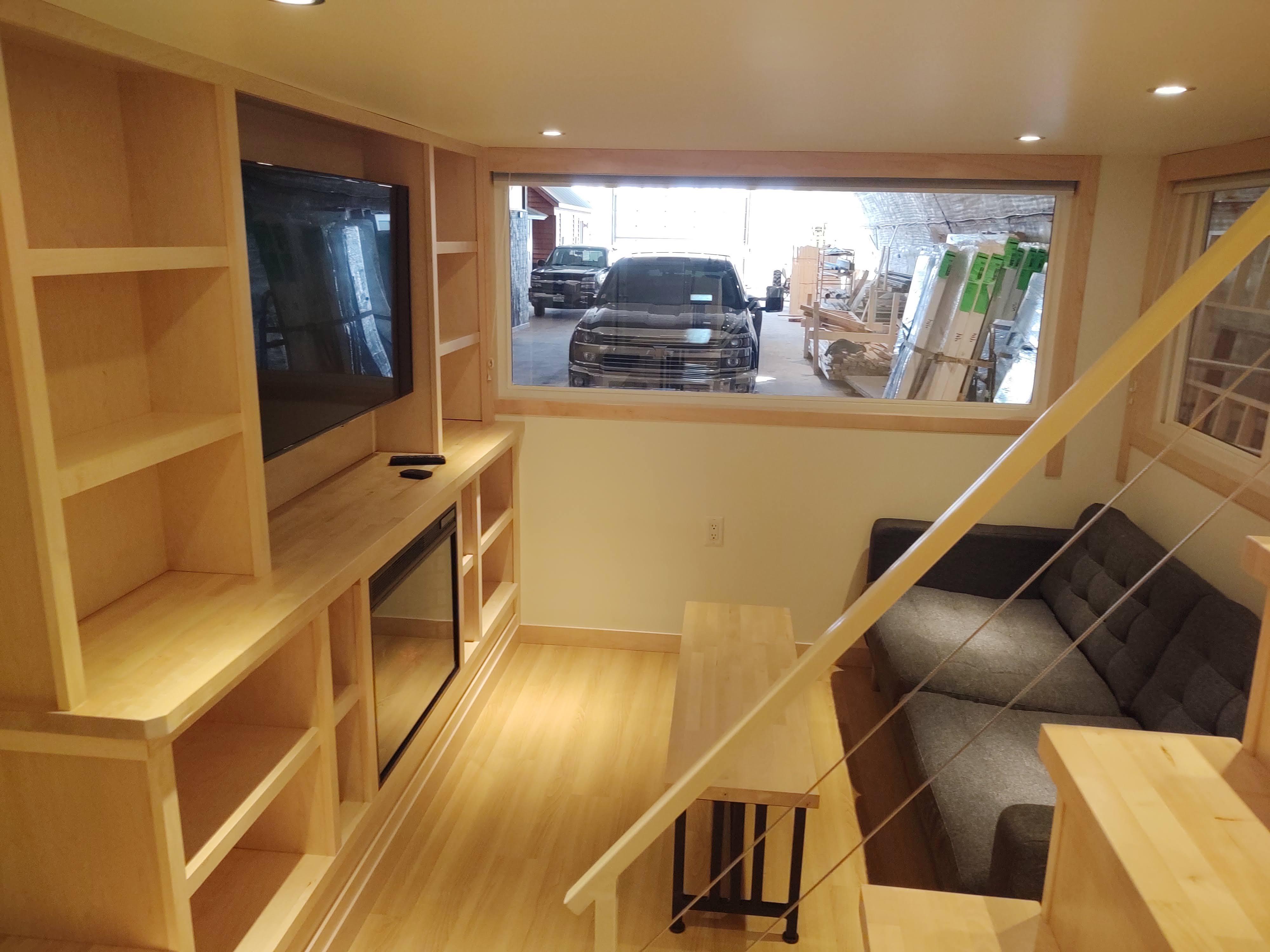 Wide version living room