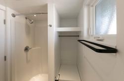 Optional Shower