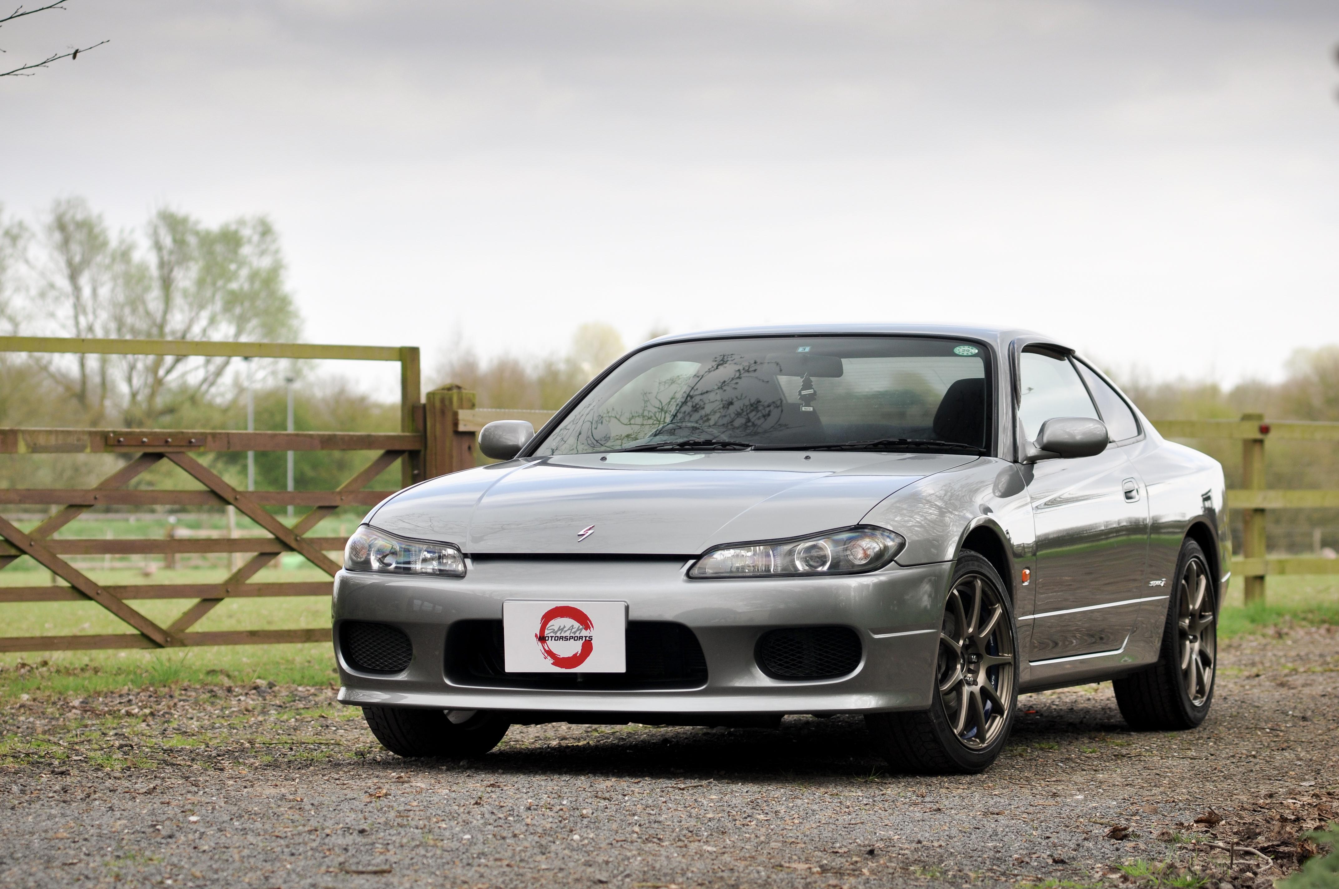 2002 Pewter Grey S15 | Shah MotorSports