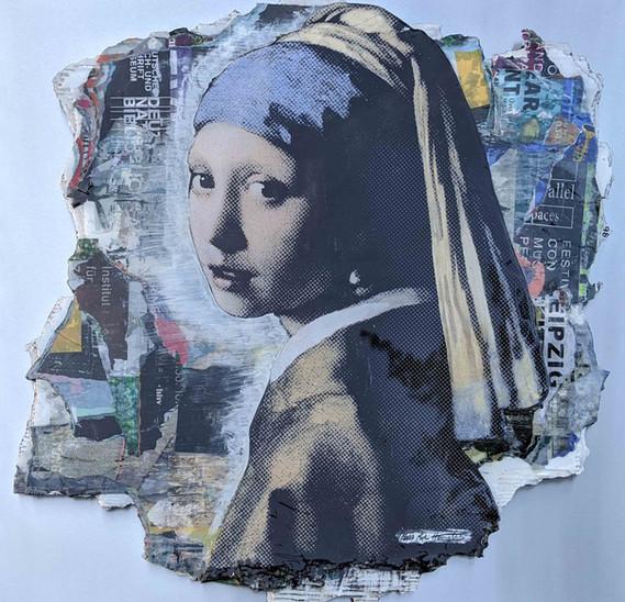 Vermeer Girl with Pearl Earring