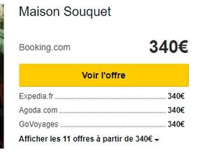 Maison Souquet, toujours number 1!