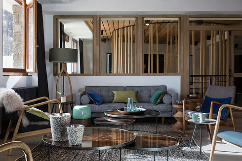 Lounge - Bar - Grand Hotel & Spa Nuxe Se