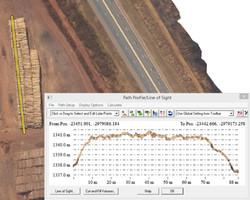 Log Stack Volume Calculations
