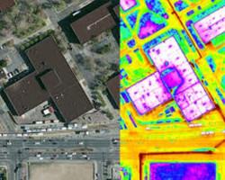 Building Aerial Thermal Survey