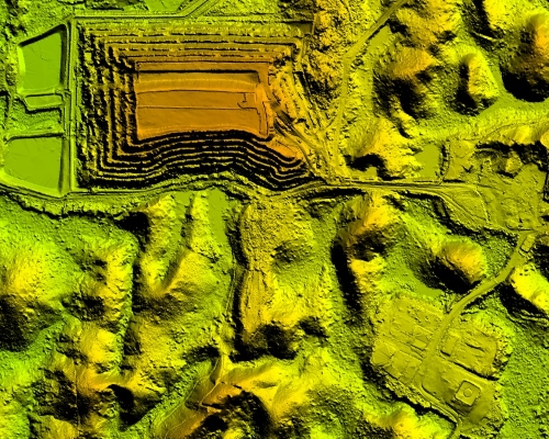 Mine LiDAR Survey