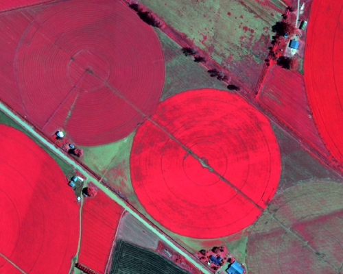 Centre Pivot High Resolution Aerial Imagery