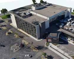 Oblique Aerial Imagery Building