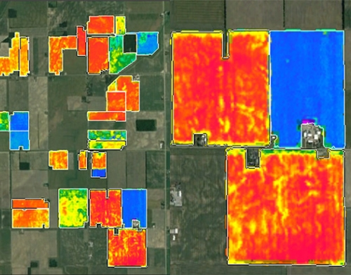 Multispectral Aerial Imagery