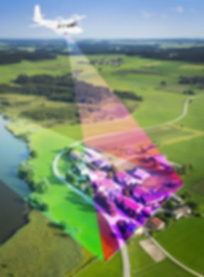 Aerial LiDAR Survey