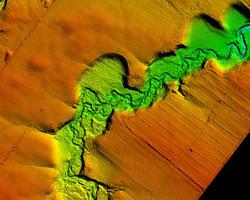 Flood Plain LiDAR Survey