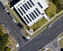 High Resolution 5cm Aerial Imagery
